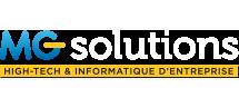 MG Solutions – high-tech et informatique d'entreprise