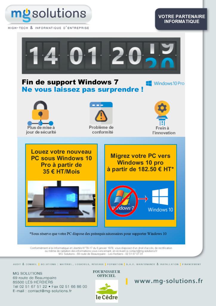 E-mailing Windows 7