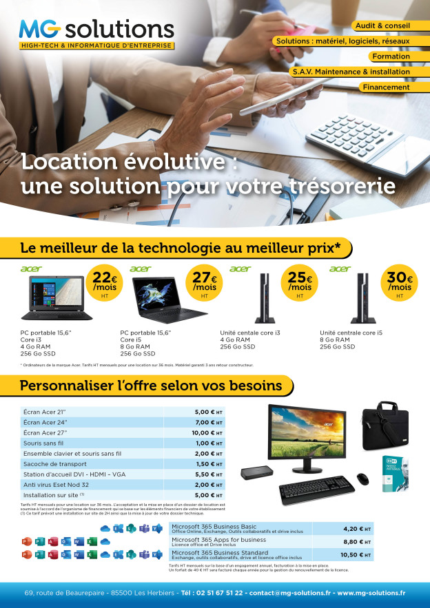 MG solutions Mailing #05